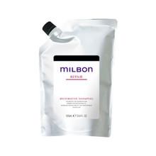 Milbon - Repair Shampoo Bag 33.8oz