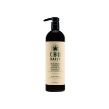 Earthly Body - Massage Lotion 8oz