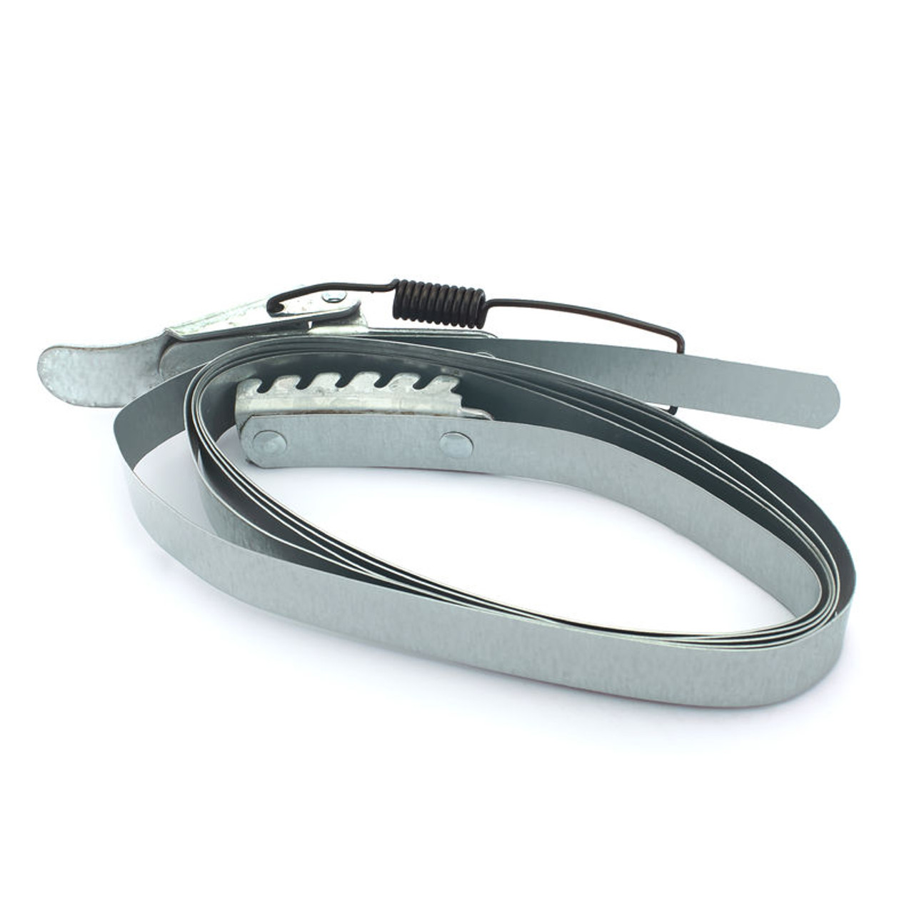 18-5//8 to 19 483mm 473mm POWERTEC 71228 Band Clamp for Dust Collector