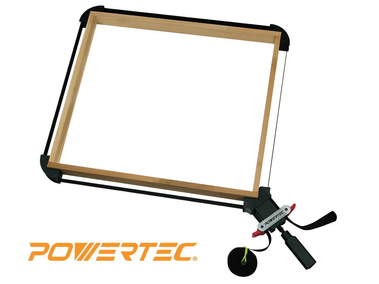 POWERTEC 71012 Drill Press Clamp 9-Inch