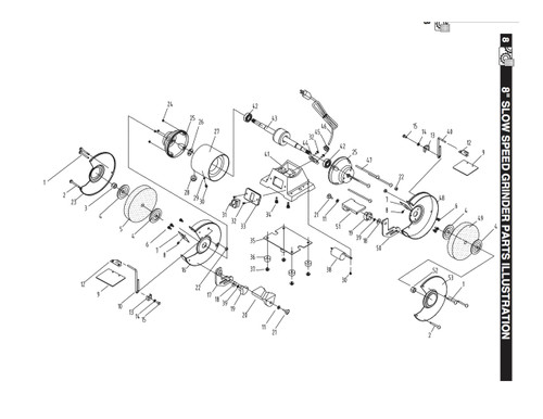 KEY#28 BGSS801028 Cord bushing