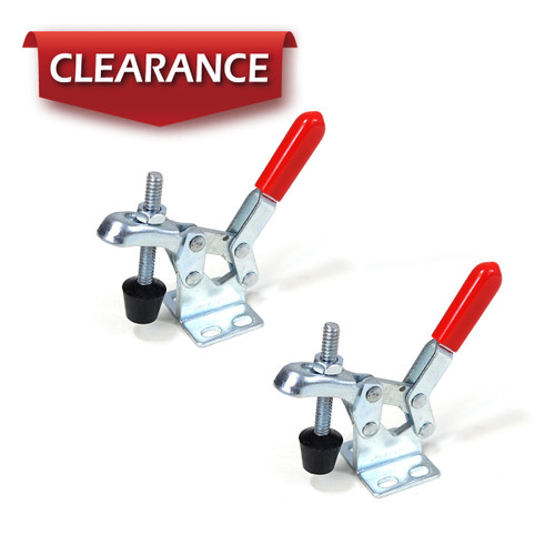 20315 Vertical Quick-Release Toggle Clamp, 80 lbs Capacity, 13009,2pcs