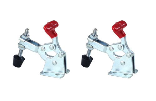 20320 Vertical Quick-Release Toggle Clamp, 150 lbs Capacity, 13005, 2 Pack