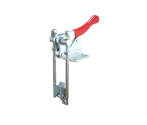 20324 Latch-Action Toggle Clamp, 1980 lbs Capacity, 40344