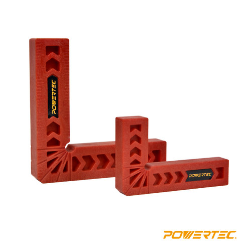 Positioning Squares/Clamp-It Square, 4 Pack (more sizes)