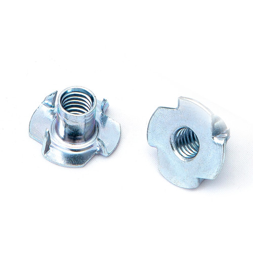 """Pronged Tee Nut 5/16""""-18, 50 Pack (more choices)"""