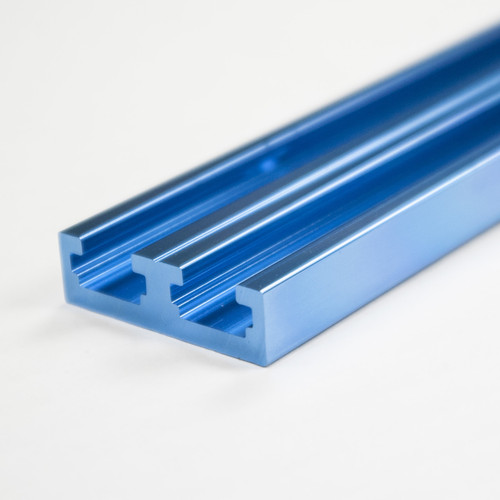 """71133 Double Top T-Track with Predrilled Mounting Holes, 36"""""""