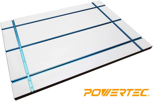 71183 T-Track Table Top   Anodized Aluminum T-Track Accessories