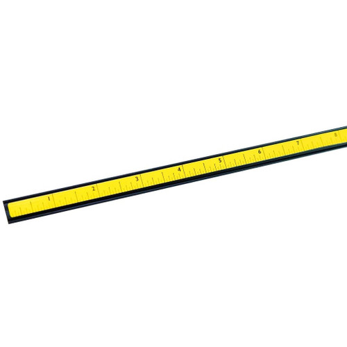"""71331 Universal T-Track Adhesive Tape Measure 48"""", Left to Right"""