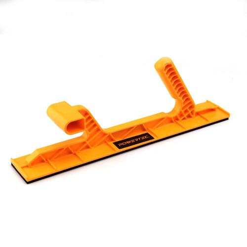 71451 Deluxe Table Saw Push Block   Dual Ergonomic Handles w/Max Grip
