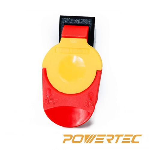 71390 Safety Paddle Switch 110 V/220 V