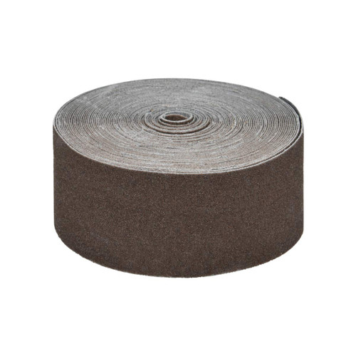49000 120 Grit Emery Cloth Sanding Paper Roll, 1-1/2 Inch x 10 Yards