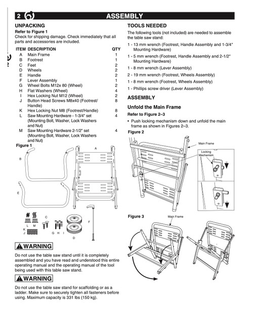 MT4009 Hardware Kit, C, G, H, J through M