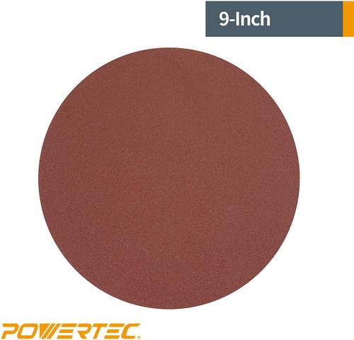 PSA Sanding Disc 9 Inch Aluminum Oxide Grits Assortment