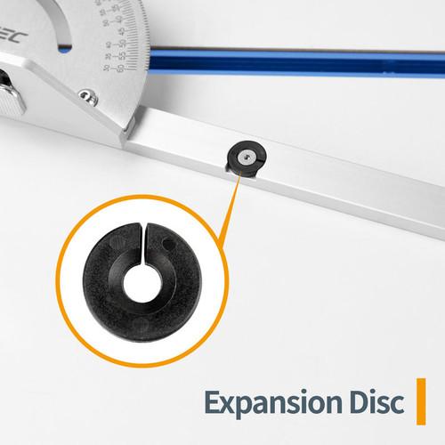 YMG71WA Miter Bar Expansion Disc for 71142 / 71143 / 71391 Miter Gauges, 1PK