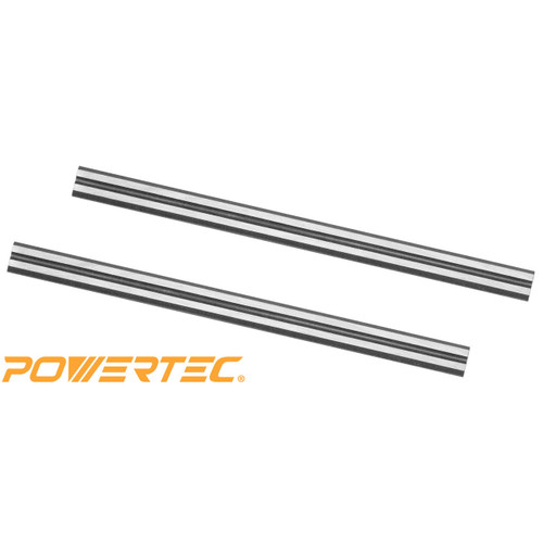 """128306 HSS Planer Blades 3-1/4"""" for Makita N1900B,and 1902X7, Set of 2"""