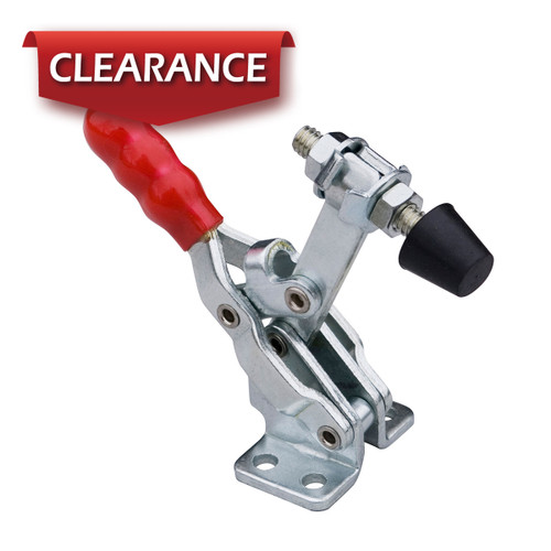 20303 Vertical Quick-Release Toggle Clamp with 200 lbs Capacity, 12050