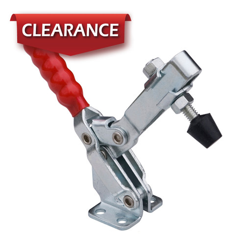 20305 Vertical Quick-Release Toggle Clamp with 500 lbs Capacity, 12130