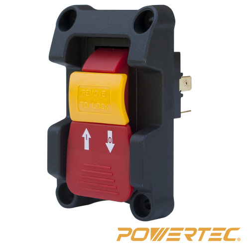 71006 Safety Locking Switch/ On and Off