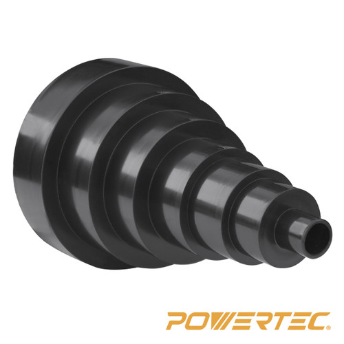 "70139 7 Step Universal Reducer 6"" to 1"""