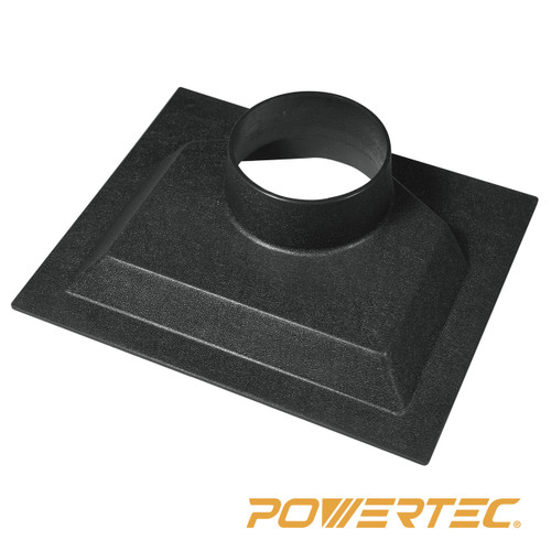 "70102 Jointer Dust Hood 8-1/2"" x 10-1/4 x 4"""