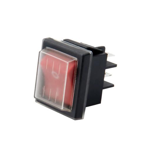 71617 Rocker Power Switch, 12A-125V 16A-250V