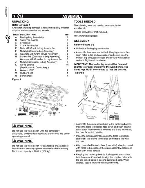 MT4006 Hardware Kit, G through K, M, N