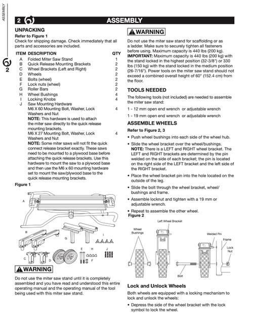 MT4010 Hardware Kit, E, F, H through J