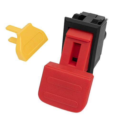 71672 Safety Paddle Switch 125/250V