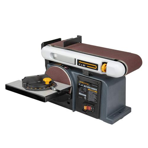 """Woodworking Belt Disc Sander 4 x 6"""" (BD4600)"""
