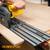 55-Inch Guide Rail Track for DeWalt Track saw