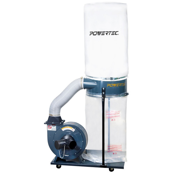 1.5 HP Dust Collector