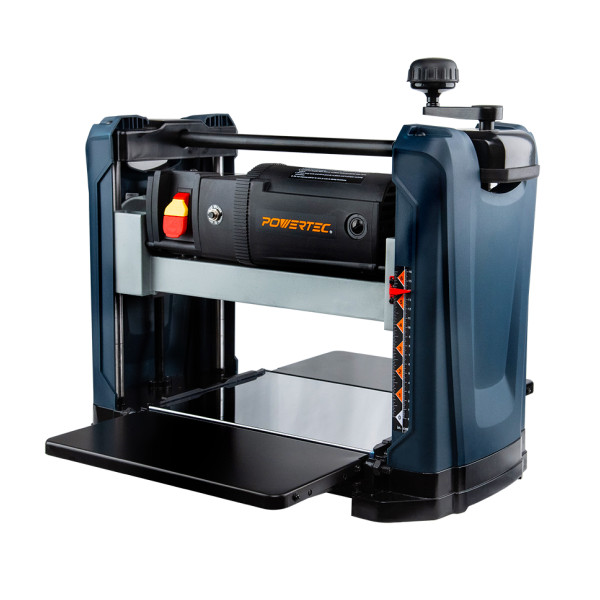 """Portable Benchtop Thickness Planer 15 Amp 12-1/2"""" (Powertec PL1252 )"""