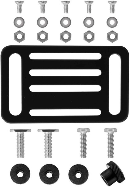 71416 Toggle Clamp Mounting Plate-1 Pack