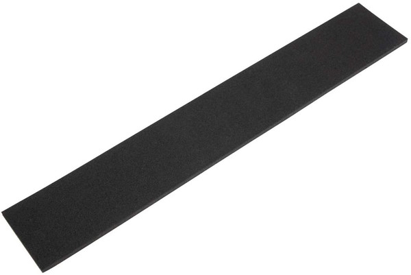 "71557 EPDM Rubber Self -Adhesive Push Block Replacement Pad 15-13/16"" x 2-5/8"" x 3/16"""