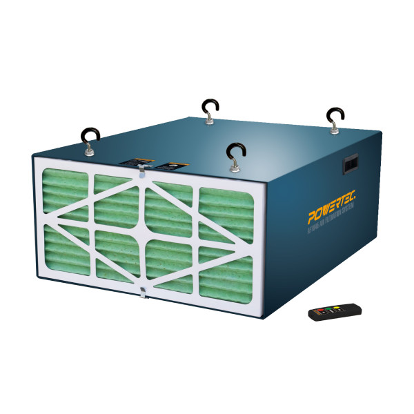 AF1045 3 Speed Air Filtration System with Remote