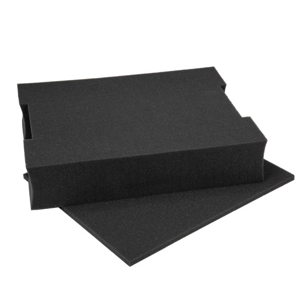 71603 Pre-Cut Foam Insert Replacement-Customizable Inlay Material for L-Boxx2