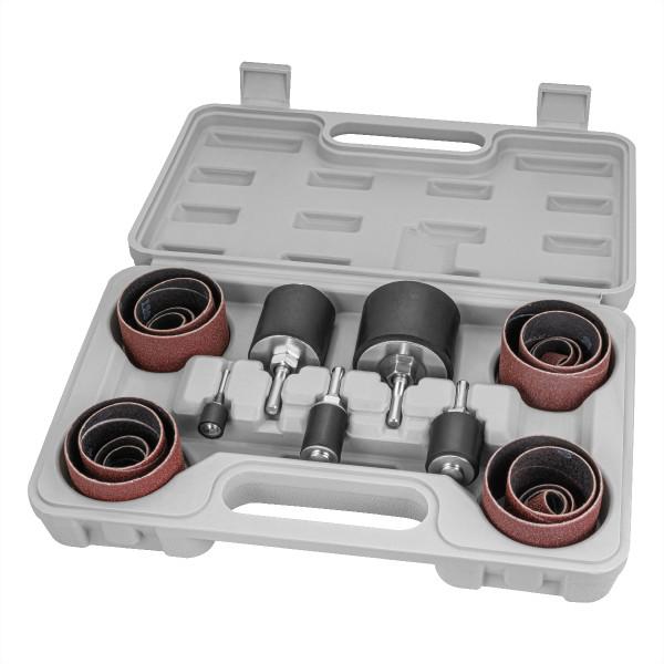71635 25-Piece Drill Press Sanding Drum Kit