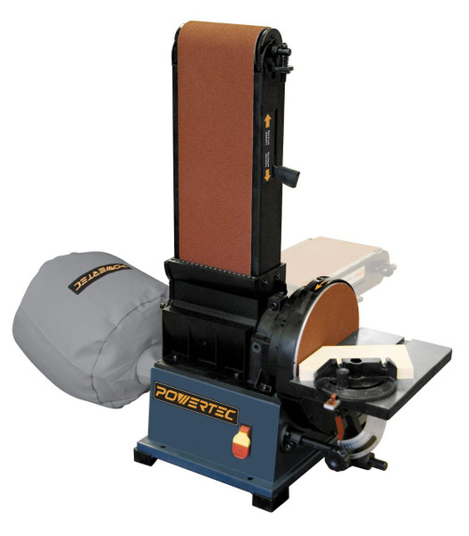 "Belt Disc Sander with Built-In Dust Collection 6 x 9"" (BD6900)"