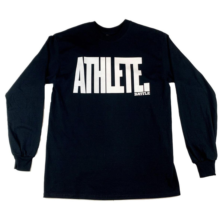 Battle Sports Battle ATHLETE Long Sleeve T-Shirt - Adult and Youth