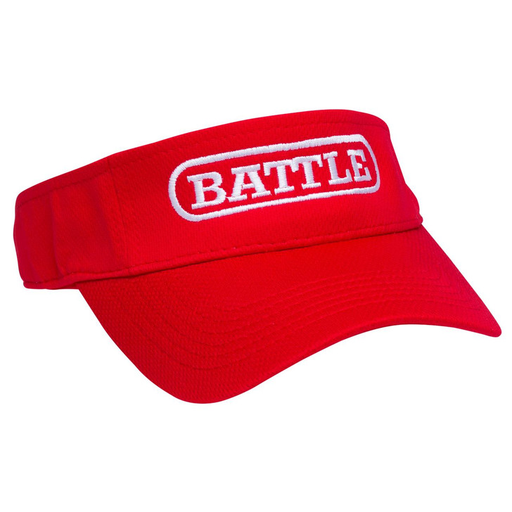 Battle Sports Football Field Visor Hat