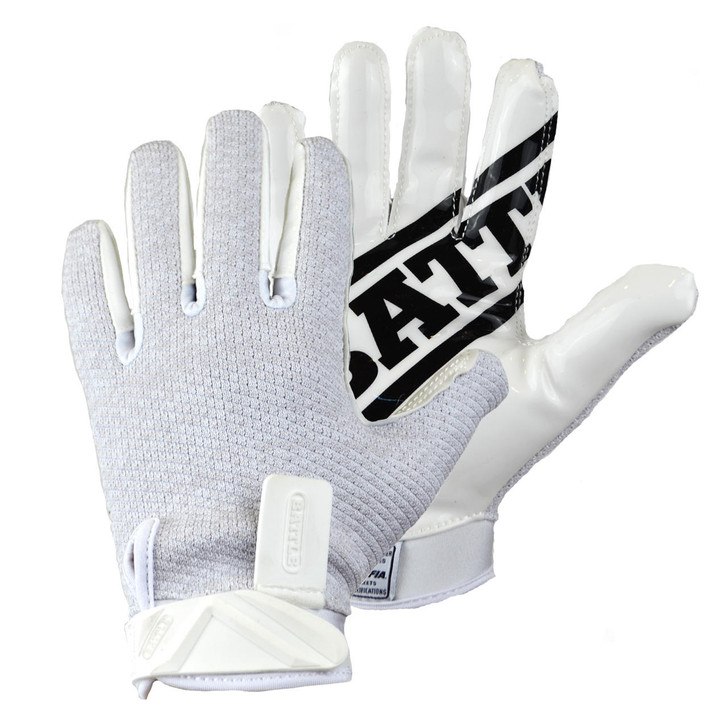 Battle Sports Ultra-Hitch Football Receiver Gloves- Adult