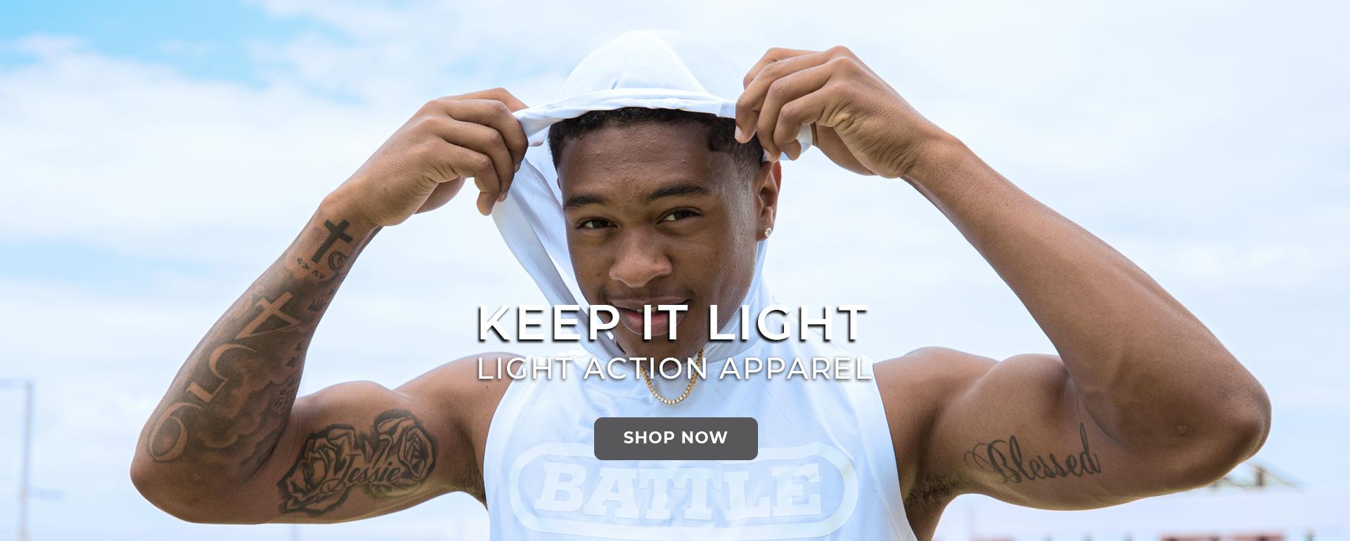 Light Action Apparel