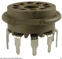 Belton 9 pin socket. PC mount