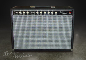 Lucas Miles 65' Deluxe Reverb style amp