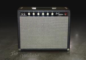 Lucas Miles 65' Princeton Reverb style amp