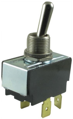 Carling, DPST 2 position toggle switch, On-Off