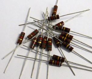 3.3meg ohm 1/2 watt carbon comp