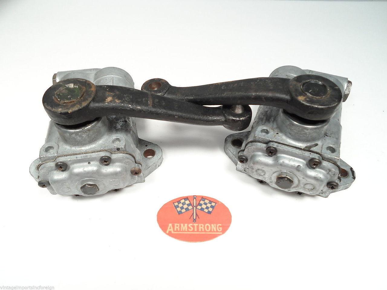 MGTD & MGTF NOS Armstrong Rear Lever Shocks (QTY 2) 5698