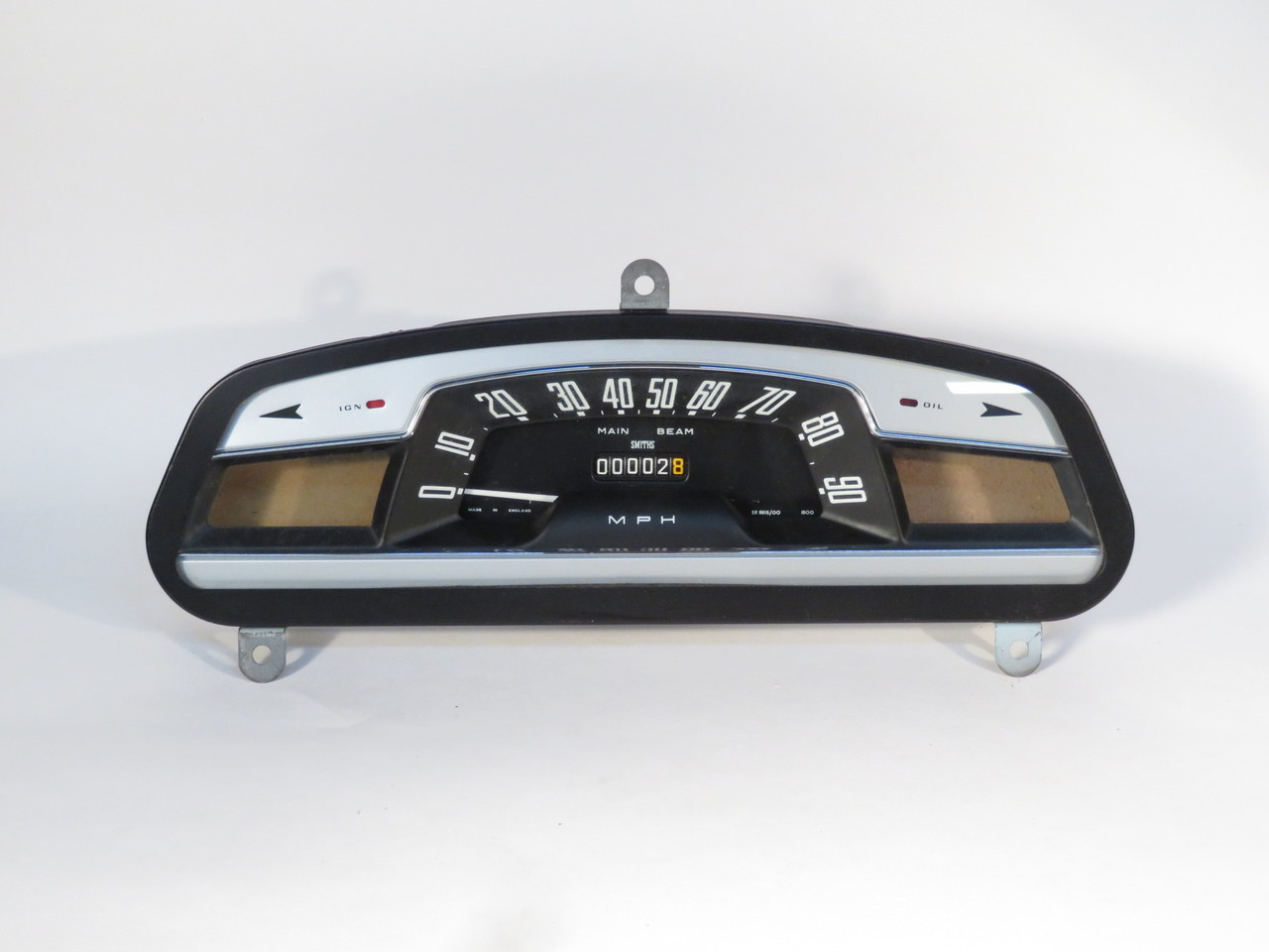 Austin A40 Farina & MKII Deluxe Speedometer Assembly